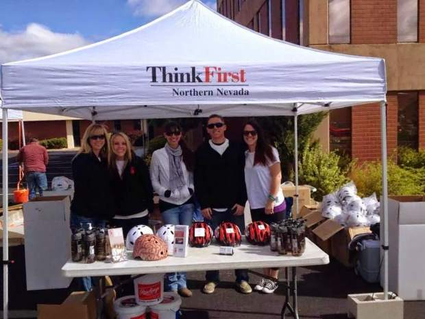 ThinkFirst Northern Nevada reduces brain injuries by encouraging thinking before risky actions